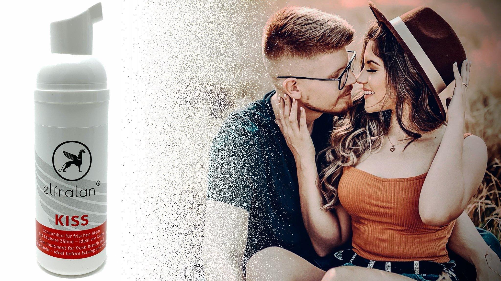 Kiss_Paar beim Küssen
