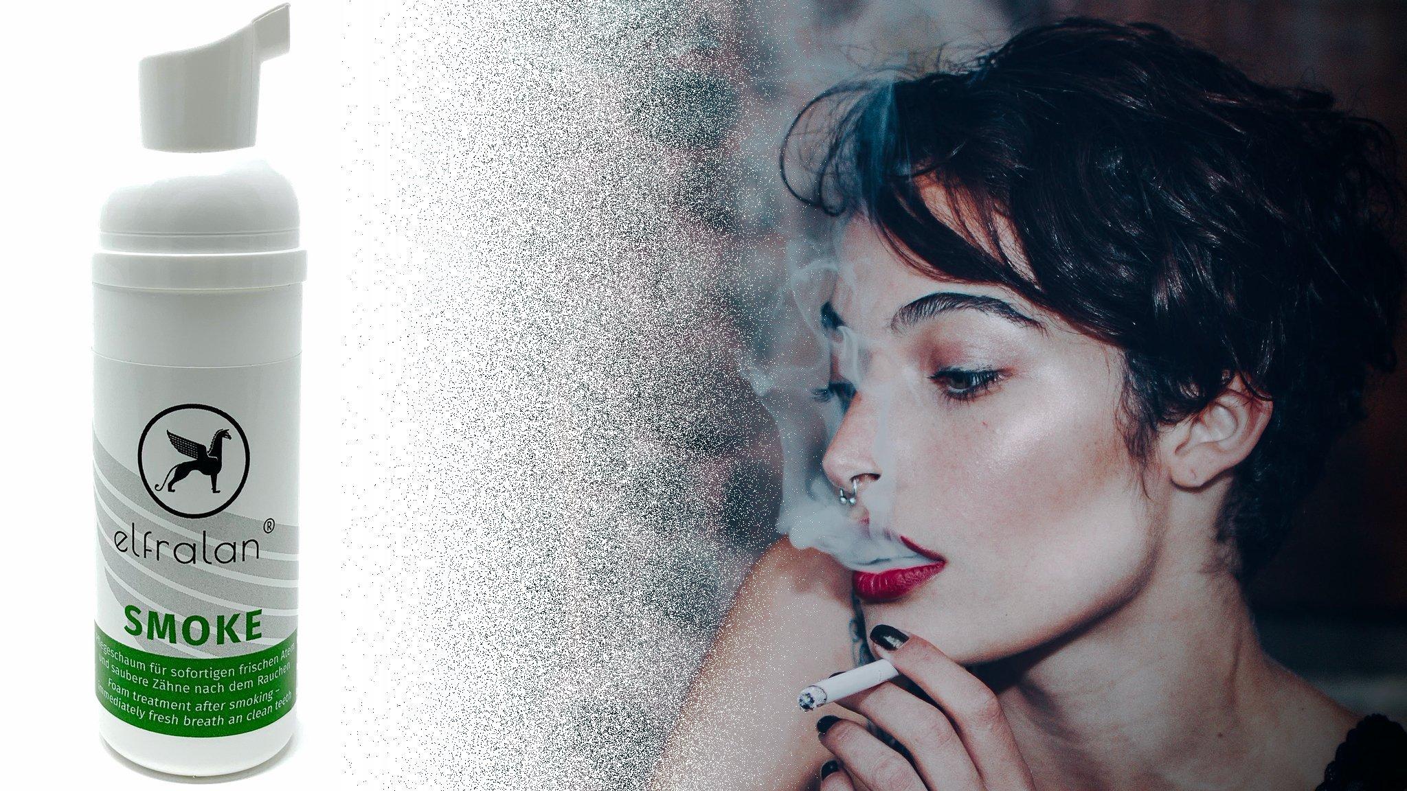 SMOKE_rauchende schönheit